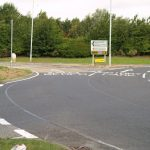 Cardington Roundabout Bedford road to the test centre